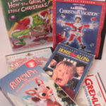 Scrapbooking Christmas: 25 Ways to Capture the Magic: Day 17 Favourite Christmas Movies
