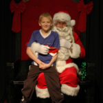 Scrapbooking Christmas: 25 Ways to Capture the Magic: Day 3 Santa Photos