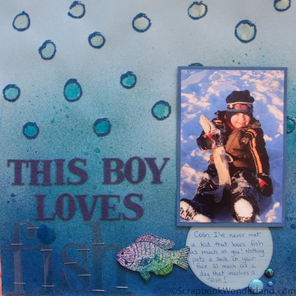 This Boy Loves Fish - Alice Boll