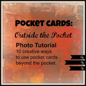 Pocket cards outside the pocket image