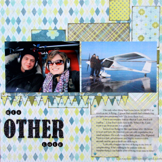 5 Tips for Using Multiple Patterned papers on a Scrapbook Layout. http://scrapbookwonderland.com