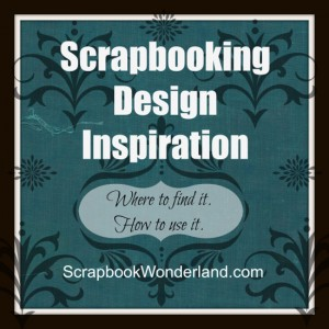 Scrapbooking Design Inspiration Image