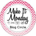 Make it Monday Pink Circle