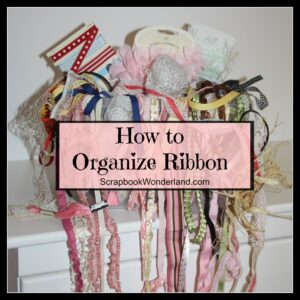 How to Organize Ribbon small image