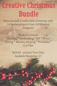Creative Christmas Bundle promo image