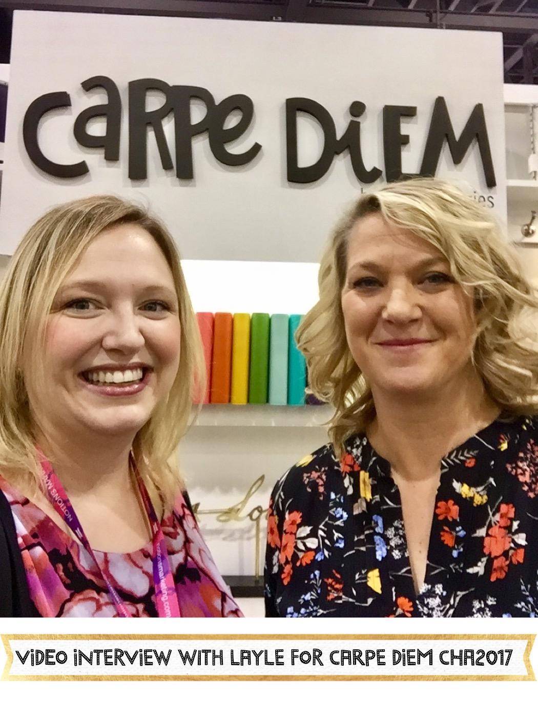 Alice and Layle Koncar Carpe Diem CHA2017