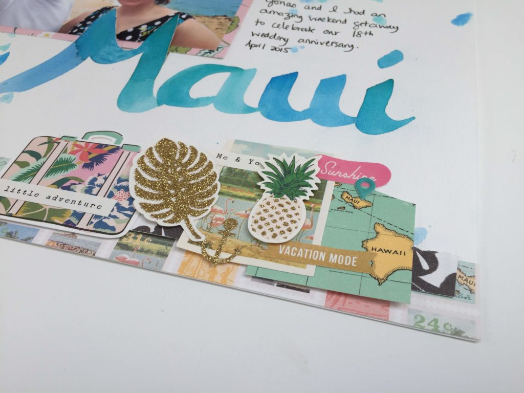 Maui weekend getaway layout detail 2 Alice Boll
