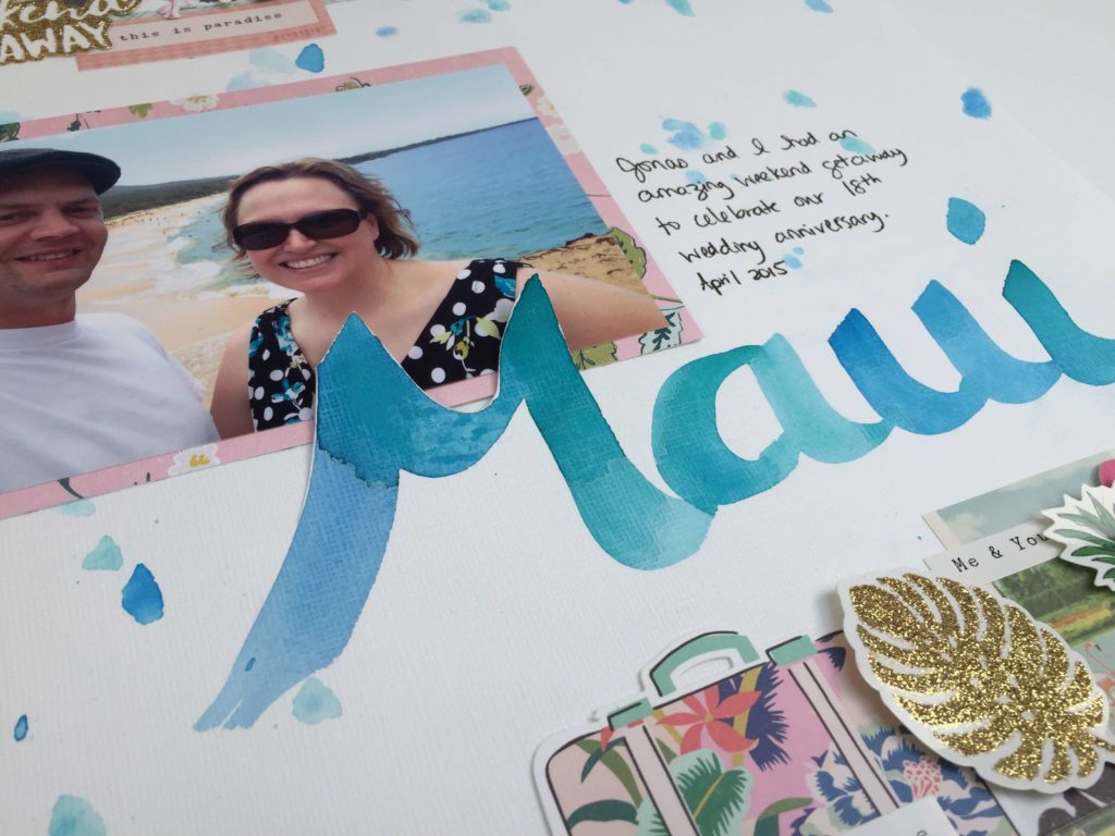 Maui weekend getaway layout detail 3 Alice Boll