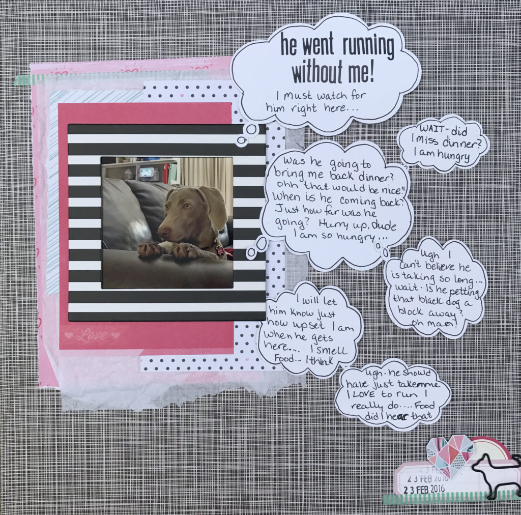 10 tips for using frames on a layout - FUN idea!
